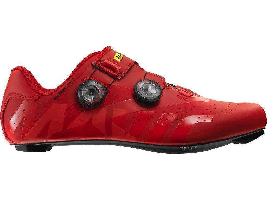 19 MAVIC COSMIC PRO TRETRY FIERY RED/FIERY RED/BLACK 402062 8,5
