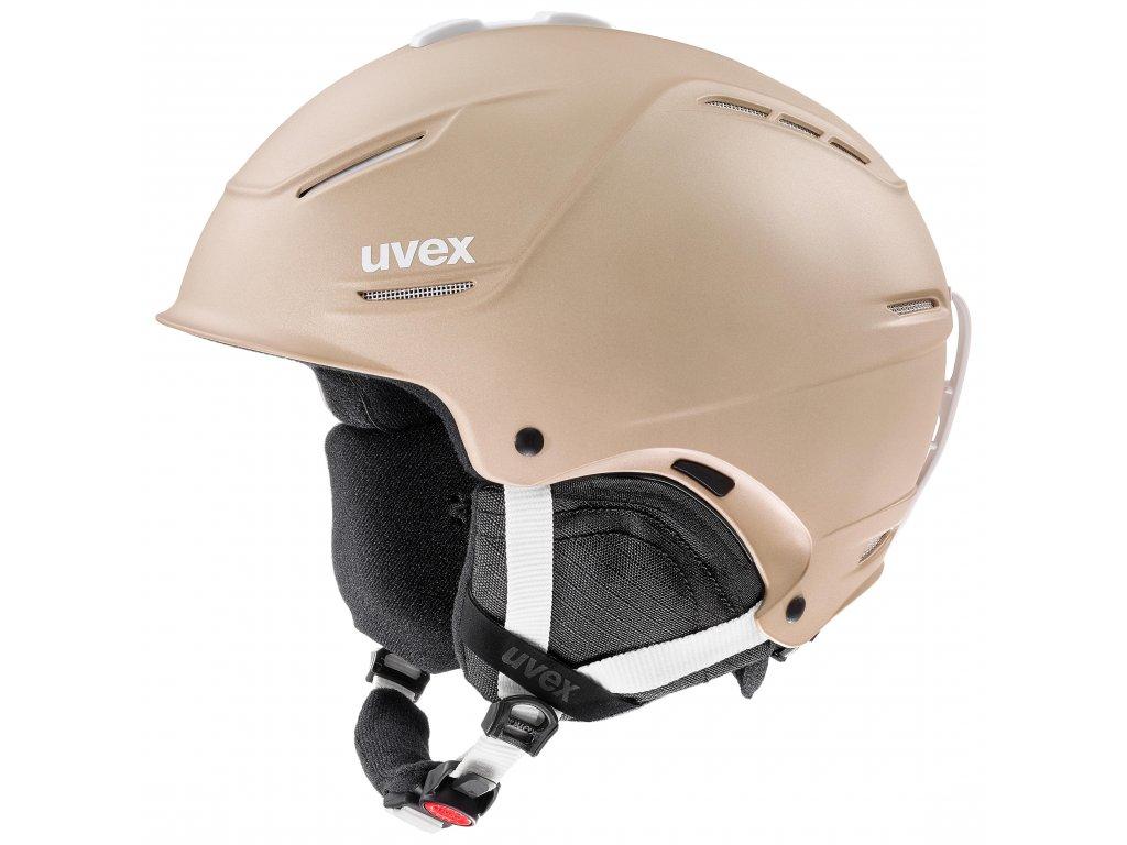 helma UVEX P1US 2.0, prosecco met mat (S566211920*) 55-59