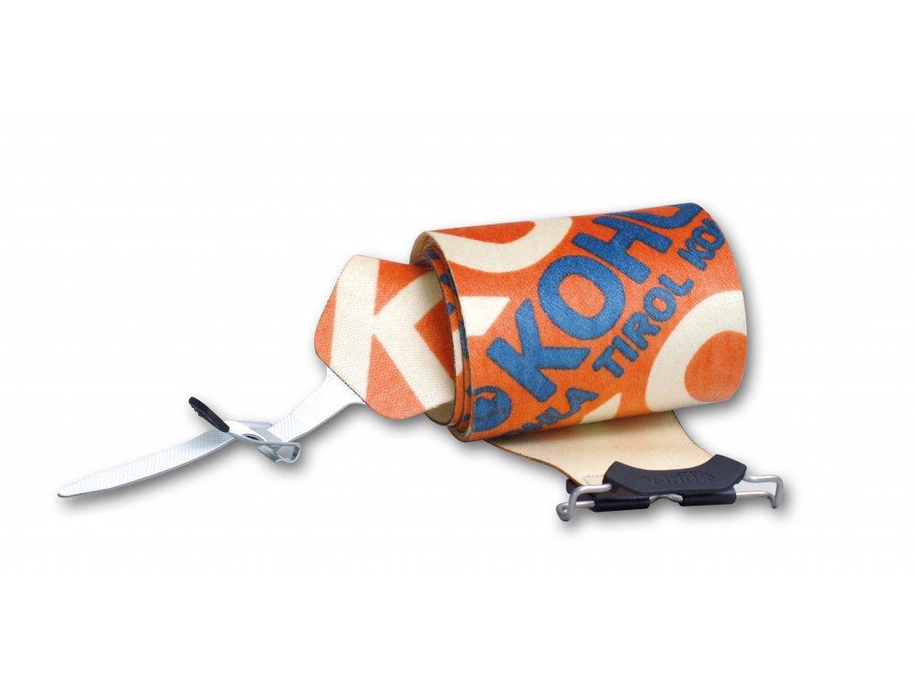 OUTLET - Pásy Kohla Skin Roll 110 Mohair - metráž