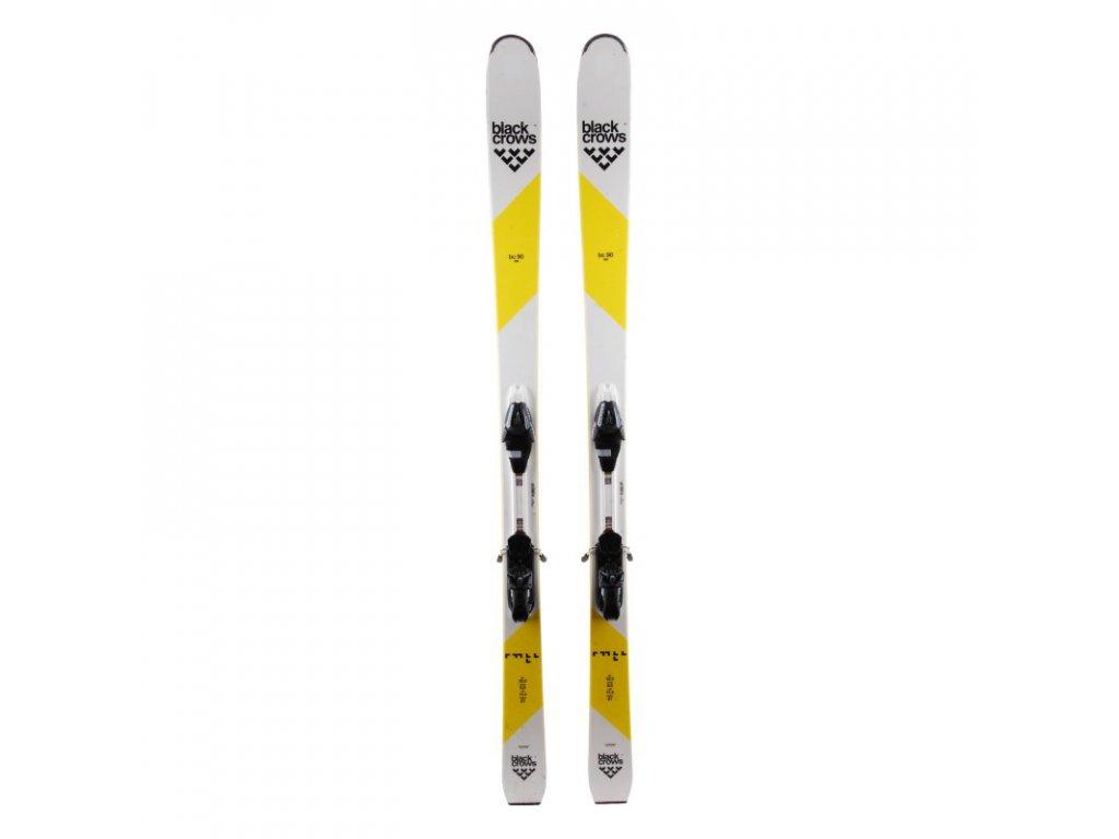 OUTLET - lyže BLACK CROWS BC90 179 ski 2013/2014