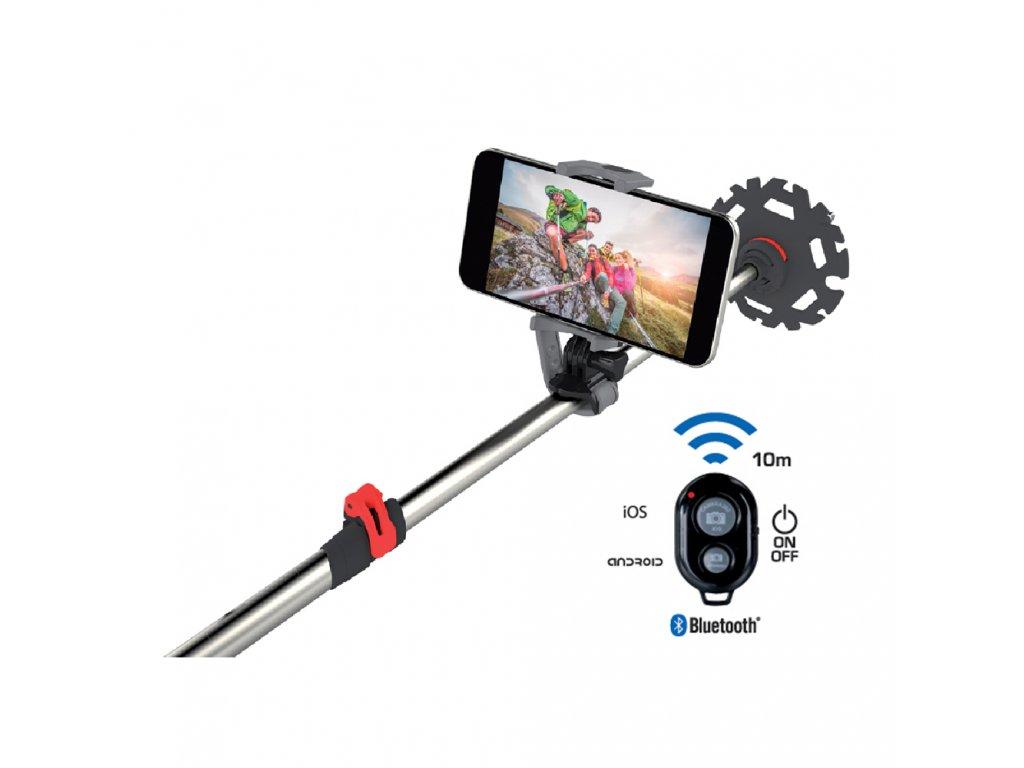 OUTLET - Selfie adapter Tsl Just Smile Bluetooth