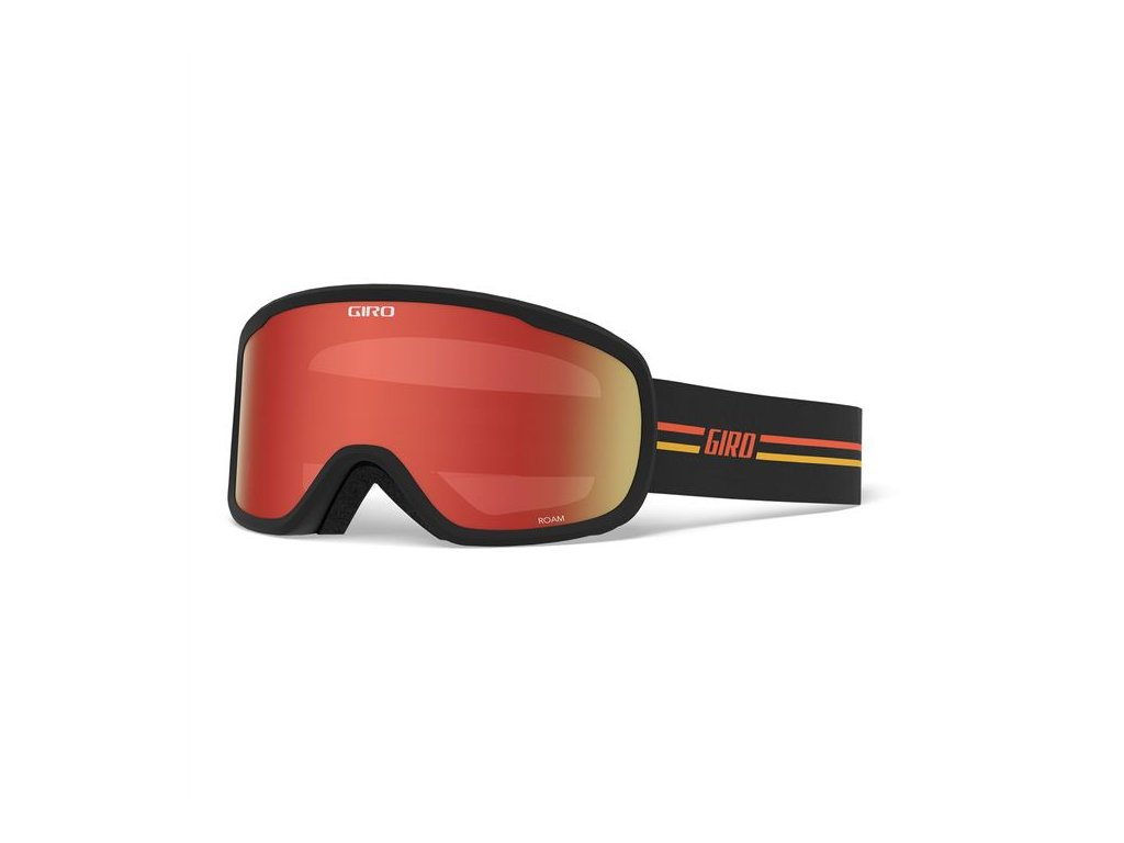GIRO Roam GP Black/Orange Amber Scarlet/Yellow (2Skla)