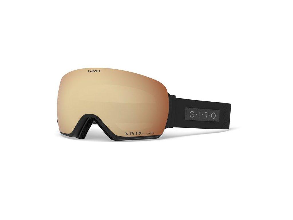 GIRO Lusi Black Velvet Vivid Copper/Vivid Infrared (2skla)
