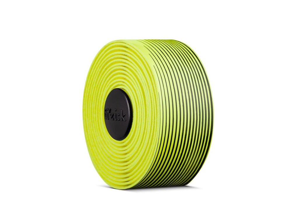 FIZIK Vento Microtex Tacky - Yellow Fluo / Black