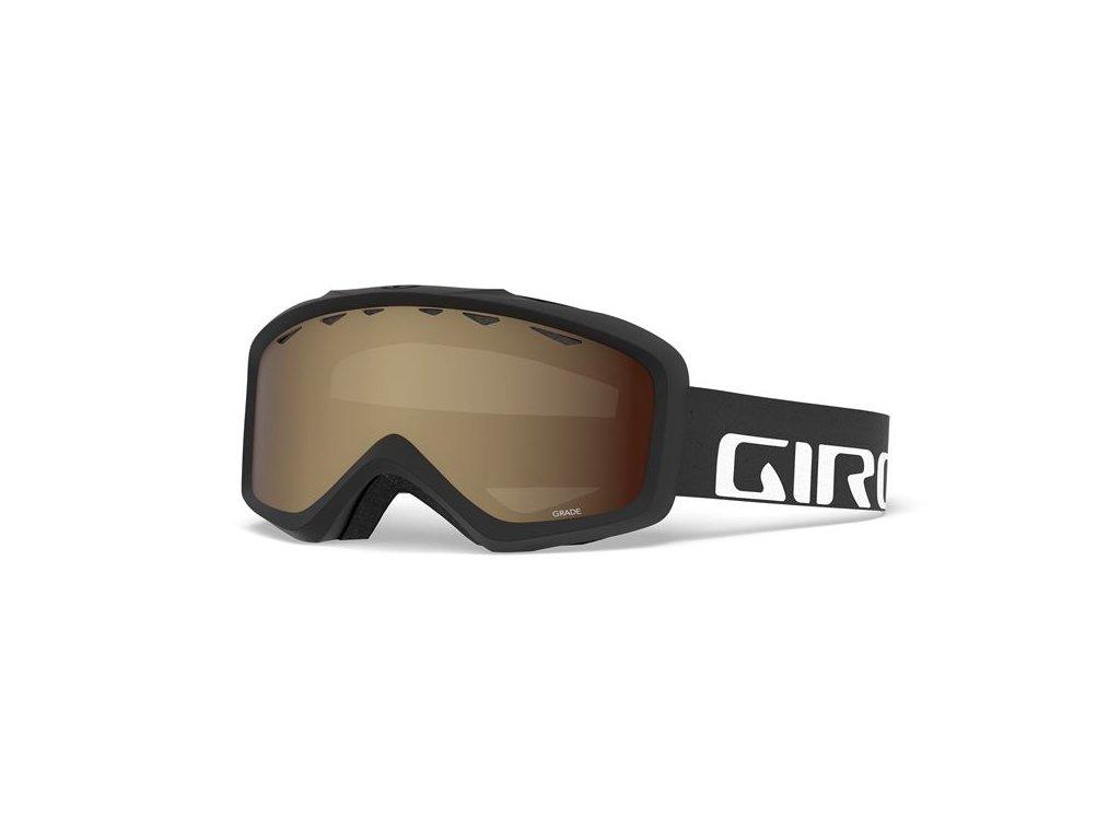 GIRO Grade Black Wordmark AR40