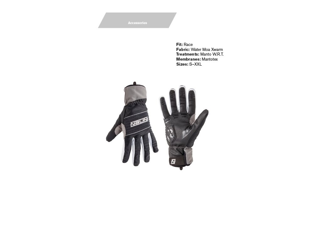 Rukavice Red Thermo Gloves
