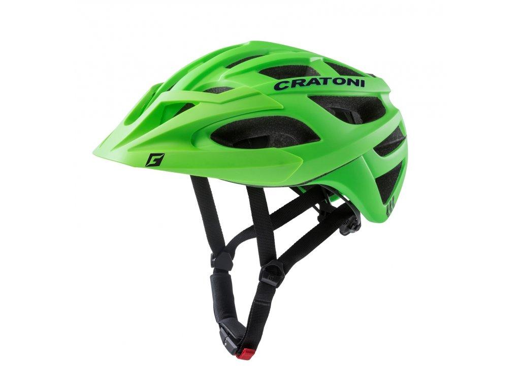 Cratoni C-ACE - green matt
