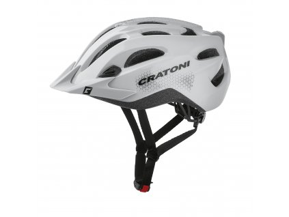 Cratoni C-Stream grey glossy