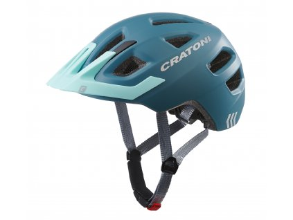 Cratoni Maxster Pro steel-blue matt