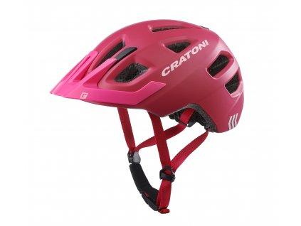 Cratoni Maxster Pro pink-rose matt