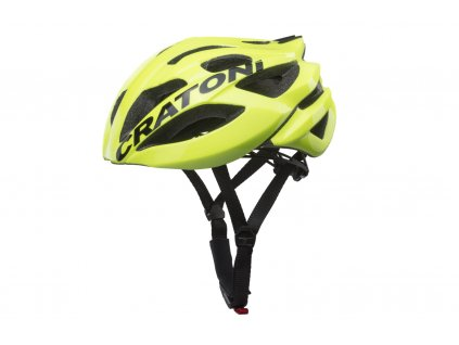 Cratoni C-BOLT - neon yellow-black glossy
