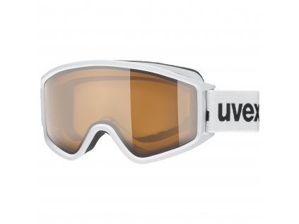 lyžařské brýle UVEX G.GL 3000 P, white dl/pola-clear Množ. Uni
