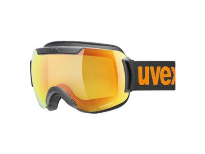 lyžařské brýle UVEX DOWNHILL 2000 CV, black SL/orange-storm Množ. Uni