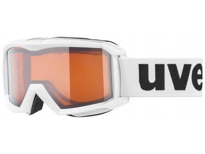 lyžařské brýle UVEX FLIZZ LG, white mat/lasergold (1030) Množ. Uni