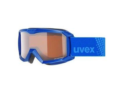 lyžařské brýle UVEX FLIZZ LG, inkblue dl/lg-clear (4230) Množ. Uni