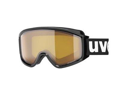 lyžařské brýle UVEX G.GL 3000 LGL, black dl/lgl-blue (2130) Množ. Uni