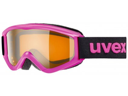 lyžařské brýle UVEX SPEEDY PRO, pink sl/pc/gold (9030) Množ. Uni