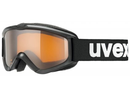 lyžařské brýle UVEX SPEEDY PRO, black sl/lg (2312) Množ. Uni