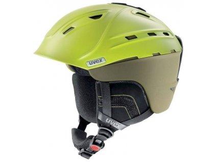 helma UVEX P2US, mossy-green mat (S566178500*) 51-55