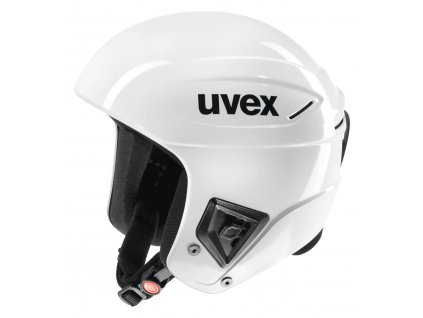 helma UVEX RACE +, all white (S566172110*) 56-57