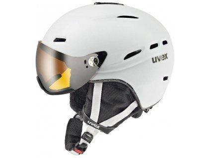 helma UVEX HLMT 200, white mat (S566176110*) 53-55