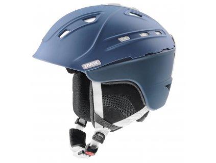 helma UVEX P2US, navyblue mat (S566178410*) 59-61