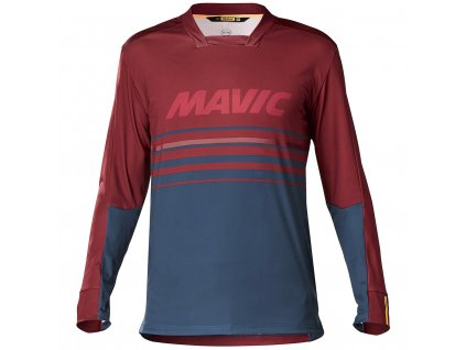 20 MAVIC DRES DL. RUKÁV DEEMAX PRO RED DAHLIA/POSEIDON (LC1110700) S