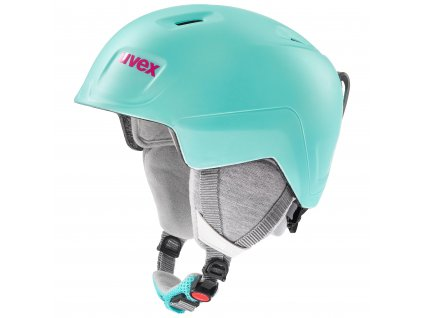 helma UVEX MANIC PRO, mint mat (S566224600*) 51-54