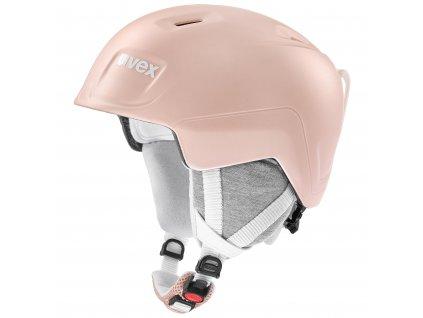 helma UVEX MANIC PRO, rosegold mat (S566224900*) 51-54