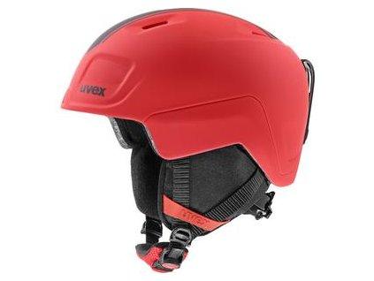 helma UVEX HEYYA PRO, race red mat (S566253500*) 54-58