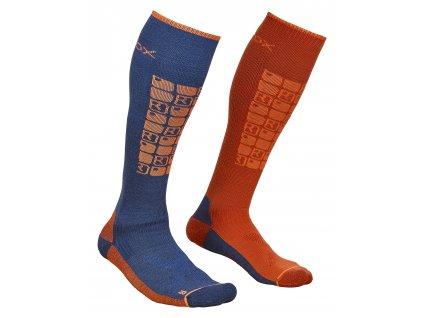 OUTLET - Ponožky Ortovox Ski Compression Socks