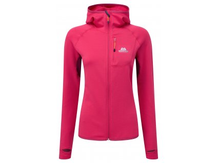 OUTLET - Fleece Mountain Equipment W's Eclipse Hooded Jacket