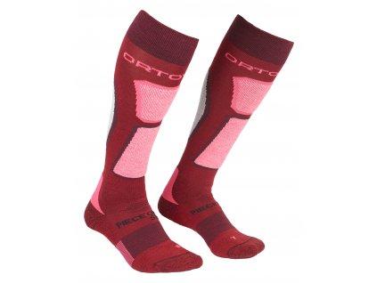 OUTLET - Ponožky Ortovox W's Ski Rock'n'Wool Socks
