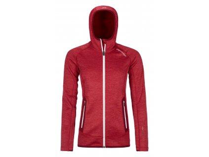 OUTLET - Fleece Ortovox W's Fleece Space Dyed Hoody