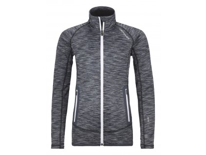 OUTLET - Fleece Ortovox W's Fleece Space Dyed Jacket