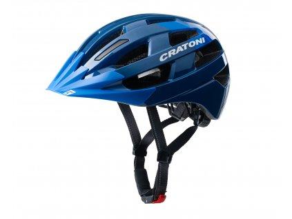 Cratoni VELO-X - blue glossy