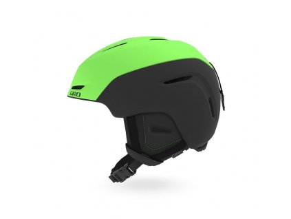 GIRO Neo Mat Bright Green/Black L