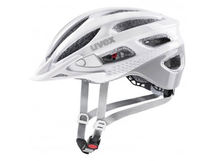 2021 UVEX HELMA TRUE, WHITE - GREY 52-55