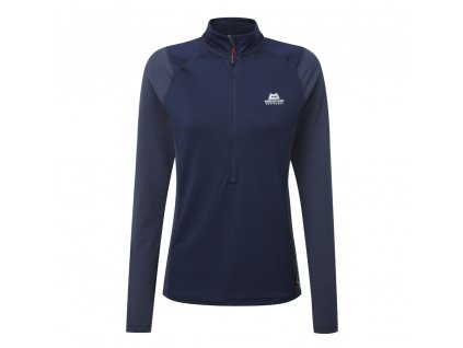 Fleece Mountain Equipment W's Eclipse Zip T