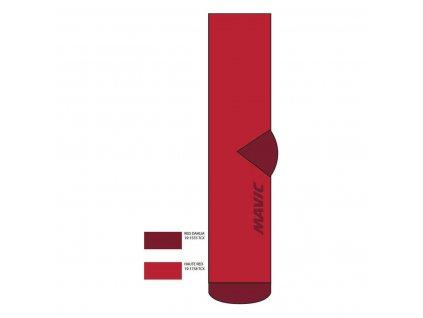 2022 MAVIC PONOŽKY ESSENTIAL VYSOKÉ HAUTE RED(LC1311100) 35/38
