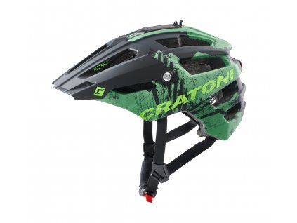 Cratoni AllTrack green matt