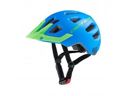 Cratoni Maxster Pro blue-green matt