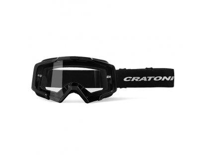 Cratoni C-Dirttrack black glossy