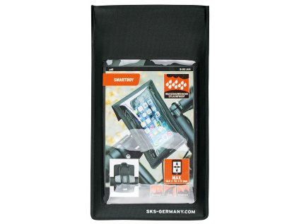 SKS Smartboy - nepromokavý obal na smartphone