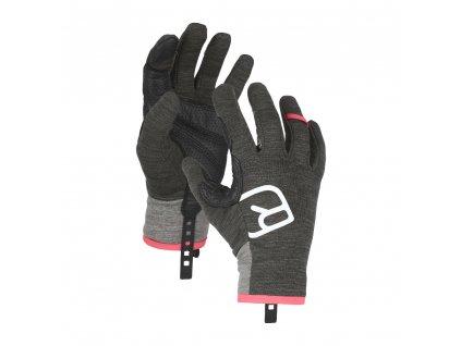 OUTLET - Rukavice Ortovox W's Fleece Light Glove