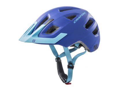 Cratoni MAXSTER PRO - blue matt