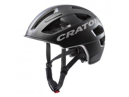 Cratoni C-Pure black matt