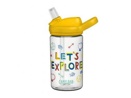 CAMELBAK Eddy+ Kids 0,4l Lets Explore