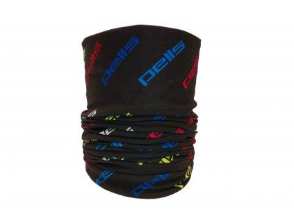 PELLS multifunkční šátek černý