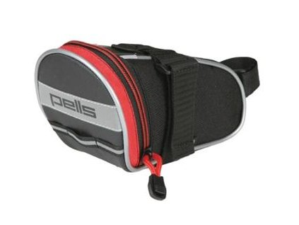 Brašna pod sedlo PELLS Bike červená